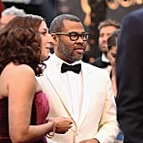 Pictured: Chelsea Peretti and Jordan Peele