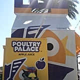 The Chicken From Poultry Palace