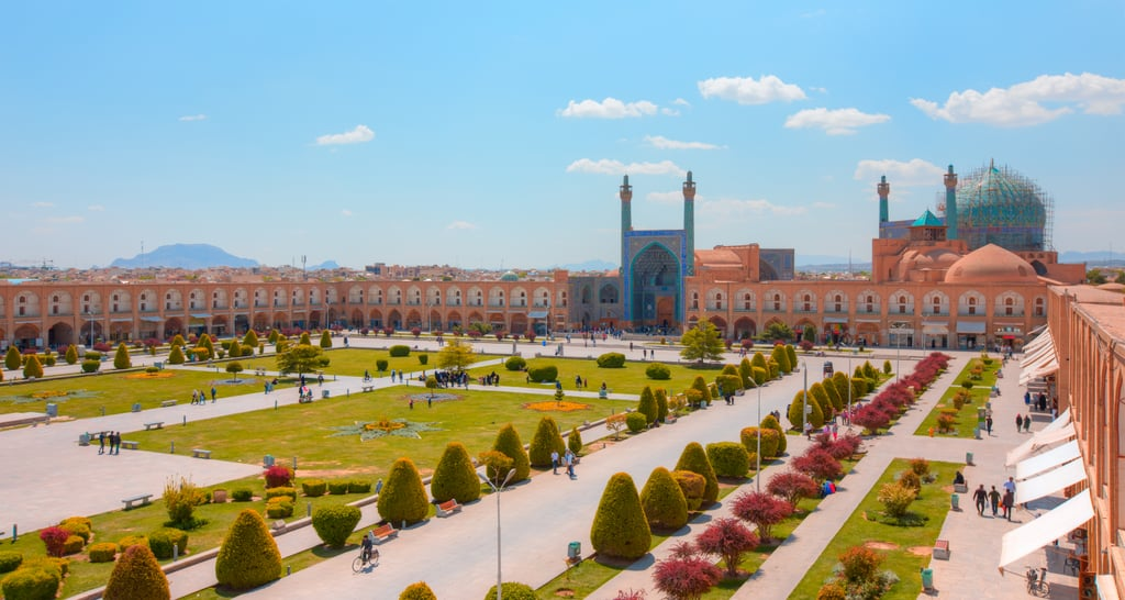 For the Sight Seeker: Isfahan, Iran
