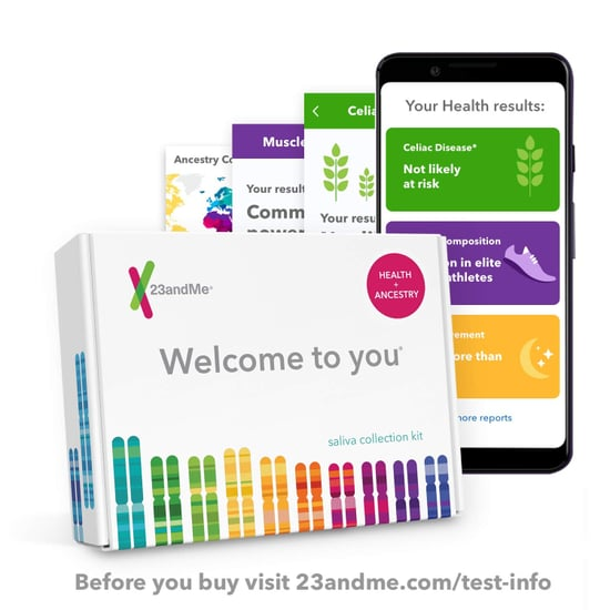Cyber Monday Amazon 23andMe DNA Test Sale 2019