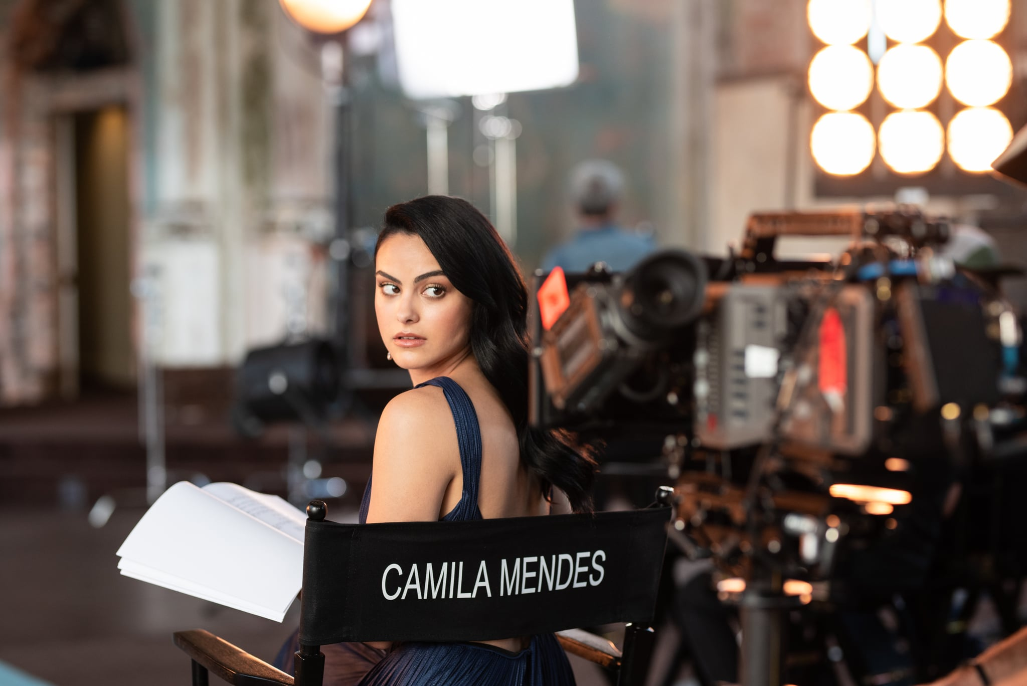 If Hollywood Won't Create Content For the Latinx Community, Camila Mendes Will Do It Herself