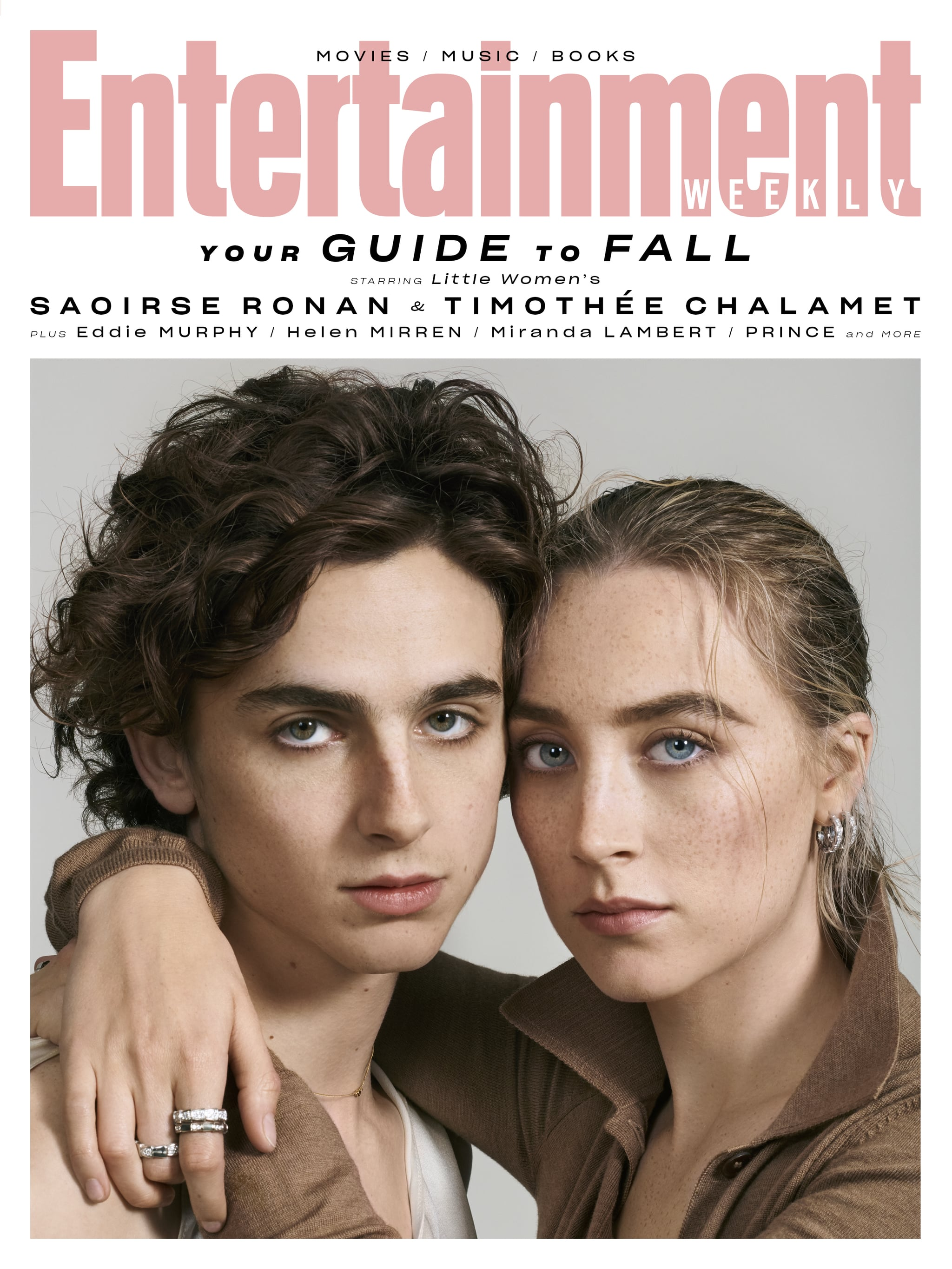 Saoirse Ronan And Timothee Chalamet On Little Women Quotes Popsugar Entertainment