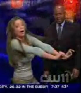 "Weather Girl Dances to ""Soulja Boy"""