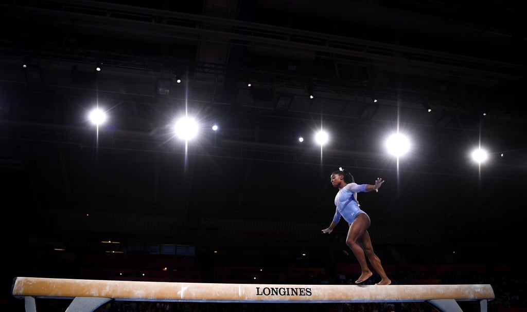 Why Is Everyone Talking About Simone Biles's Beam Dismount?