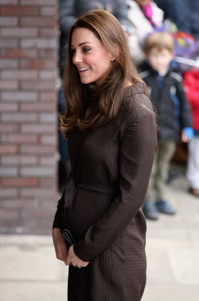 Kate Middleton at The Fostering Network Event in London 2015