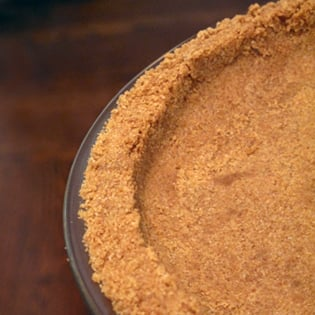 Easy Graham Cracker Crust Recipe