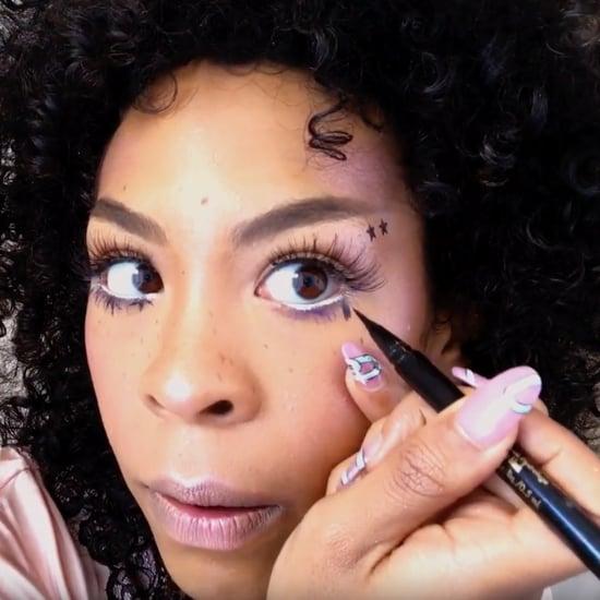 Rico Nasty's Vogue Makeup Tutorial Video