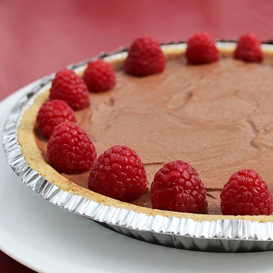 Three-Ingredient Chocolate Pie