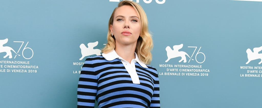 Scarlett Johansson Outfit at the Venice Film Festival 2019