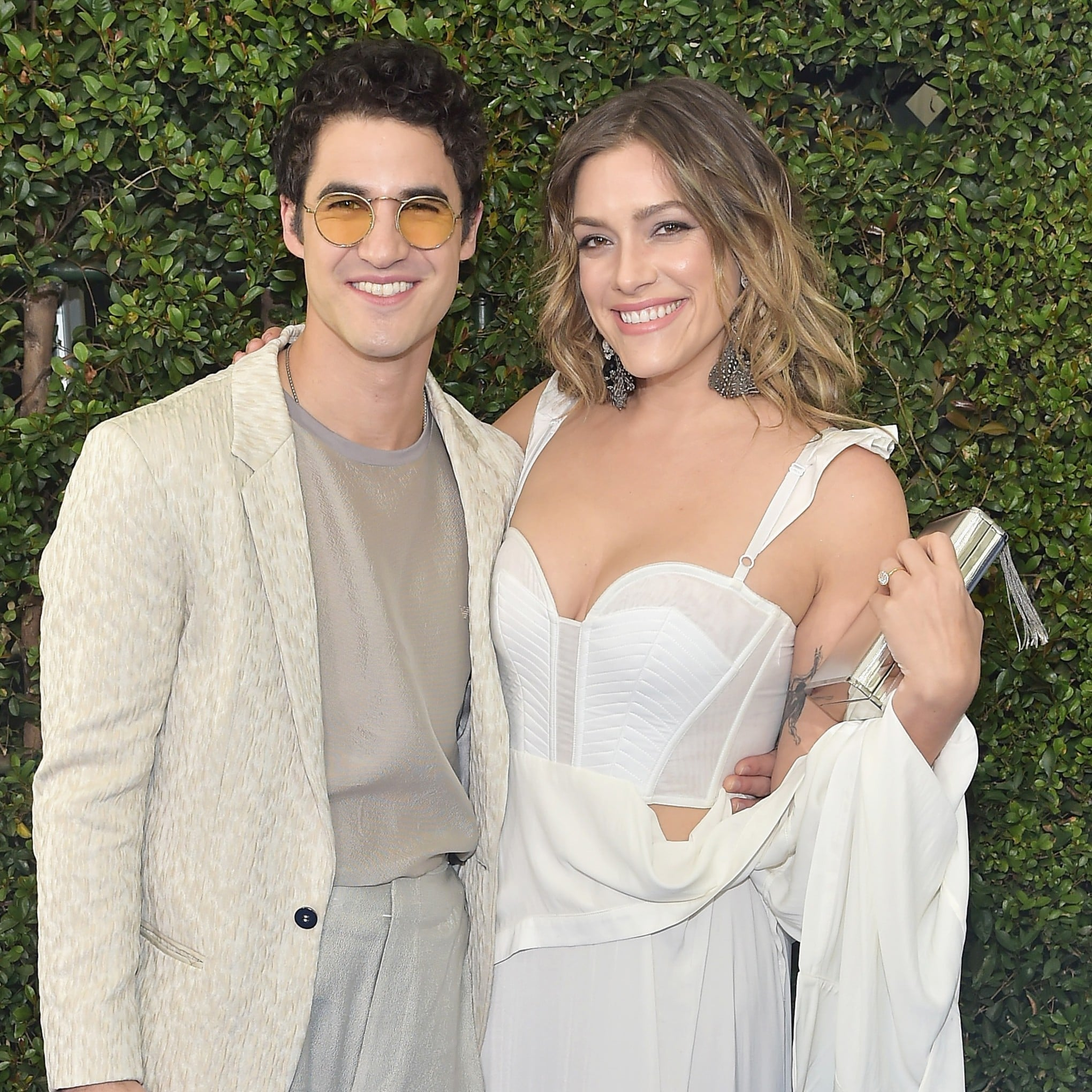 Darren Criss and His Longtime Girlfriend Mia Swier Are Married!