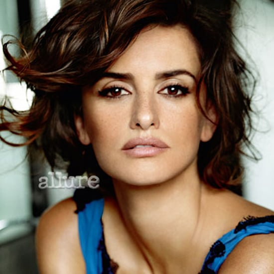 Penelope Cruz Interview With Allure Magazine | January 2014