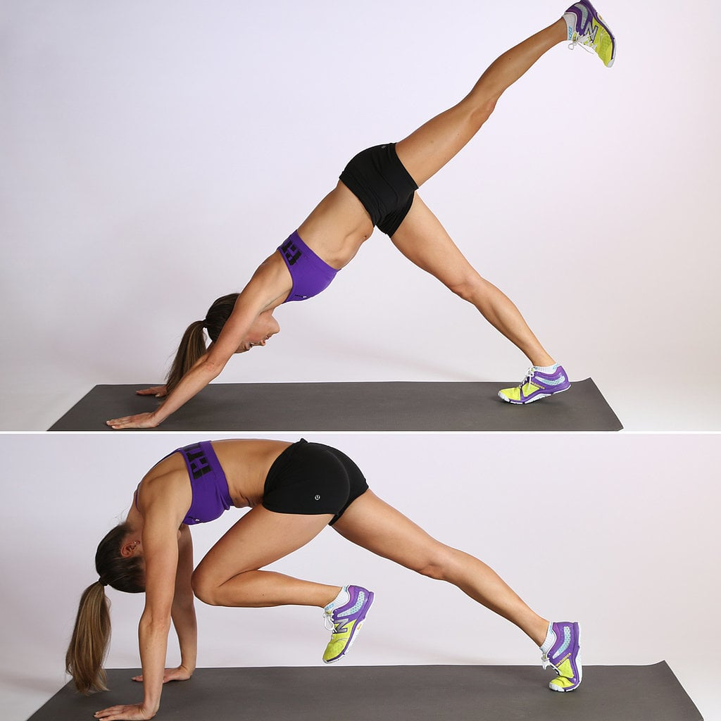 Down Dog Abs