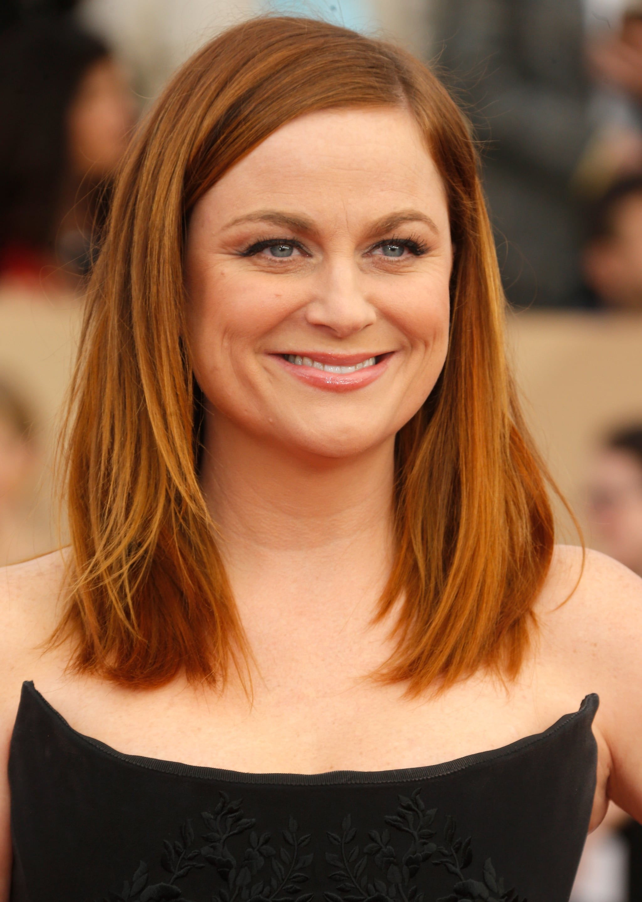 Amy Poehler 8 Redheads Who Prove Crimson Hair Is Hot On The Red Carpet Popsugar Beauty Photo 8