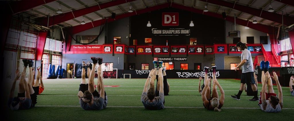 What Is D1 Sports Training
