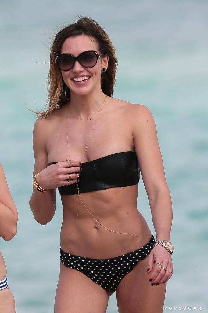 katie cassidy hottest bikini pictures | popsugar celebrity