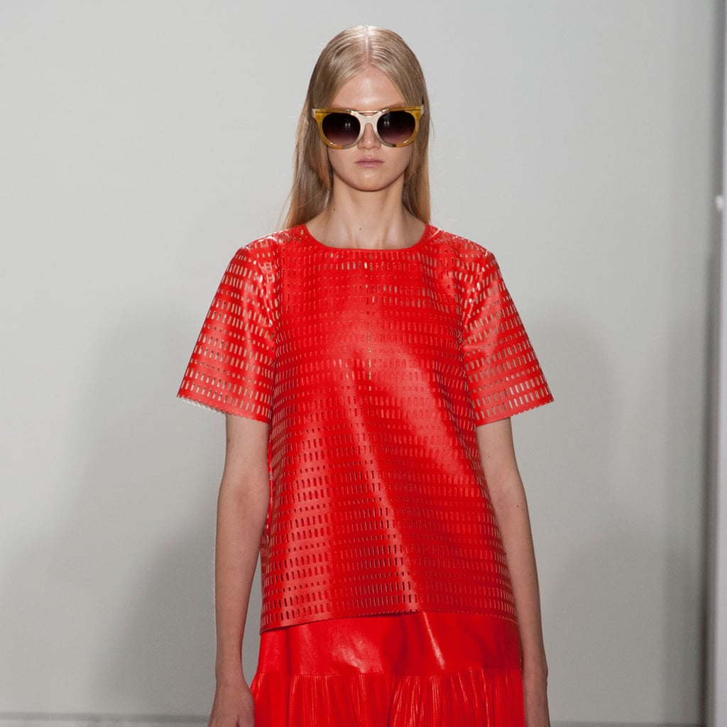 2014 Spring New York Fashion Week Runway Suno   Pictures