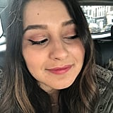 Day 2: Orange-and-Hot-Pink Crease