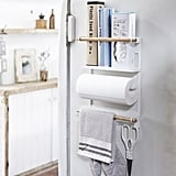 Magnetic Kitchen Organization Rack