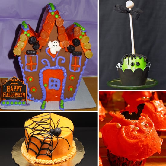 Adorable homemade halloween cakes popsugar moms Cute easy halloween cakes