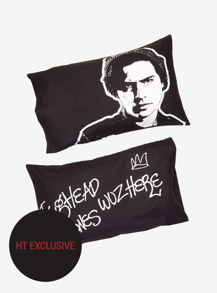 Jughead Wuz Here Pillowcase