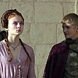 First, She's Engaged to Joffrey