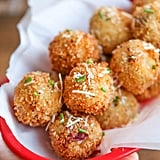 Loaded Mashed Potato Croquettes