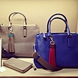 Our love for Anya Hindmarch bags was reaffirmed when we saw her new store on Madison Avenue.