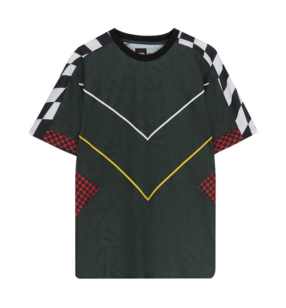 ASOS x Star Wars Relaxed T-Shirt With Printed Panels and Tape