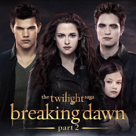 Breaking Dawn Part 2 DVD Release Date