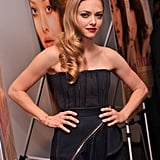 Amanda Seyfried Promoting Lovelace Around NYC Pictures