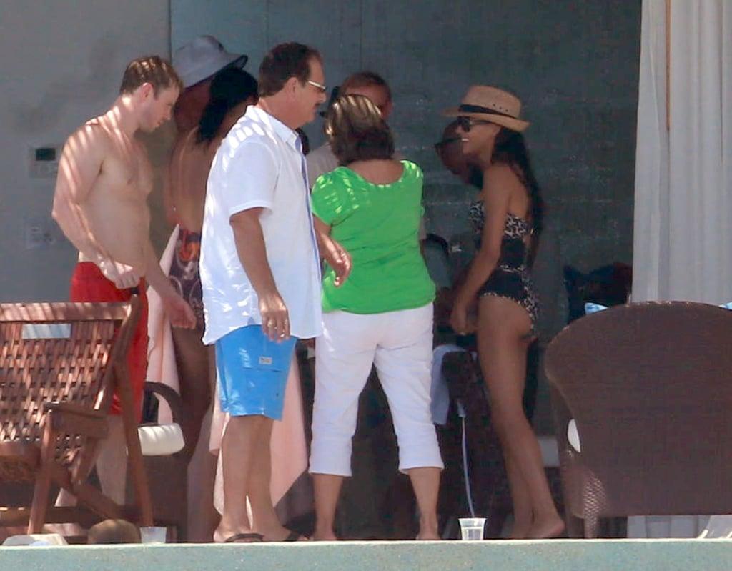 Naya Rivera Secretly Marries Ryan Dorsey in Cabo