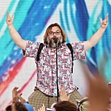 Jack Black at the Teen Choice Awards 2019
