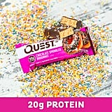 Quest Nutrition Chocolate Sprinkled Doughnut Protein Bar