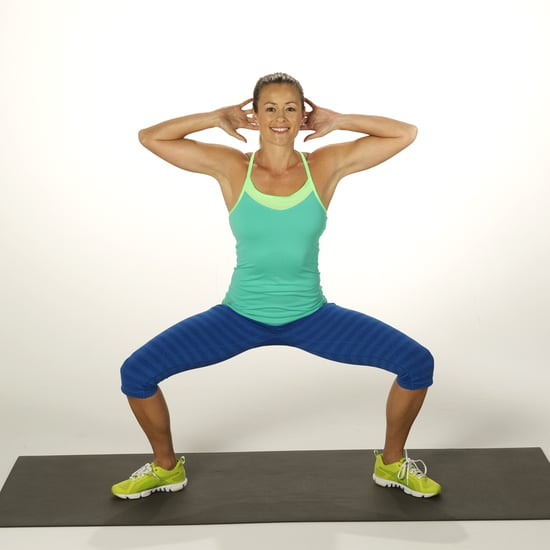 How to Do Kegels in Sumo Squats