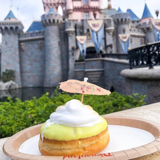 Where to Get Pineapple Doughnuts at Disneyland