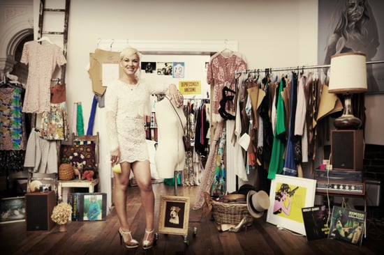 2012 Garage Sale Trail Goes High Tech! Ambassador Marnie Skillings Talks Recycled Fashion and Sustainability