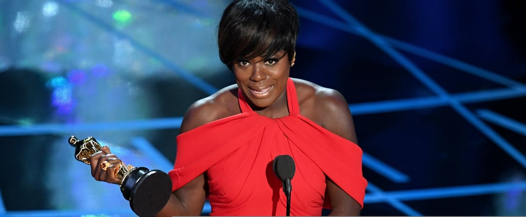 It's Hard Not to Cry Along With Viola Davis During Her Tearful Oscars Speech