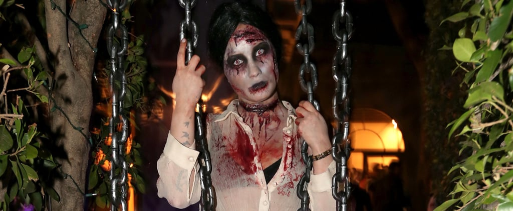 15 Celebrity Halloween Costumes That Came From Your Nightmares