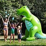 Big Mouth Gignormous Dinosaur Sprinkler