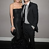 Blake Lively and Penn Badgley in 2008