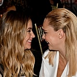 Cute Pictures of Cara Delevingne and Ashley Benson