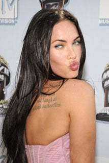 Is Megan Fox Starting to Bug You?
