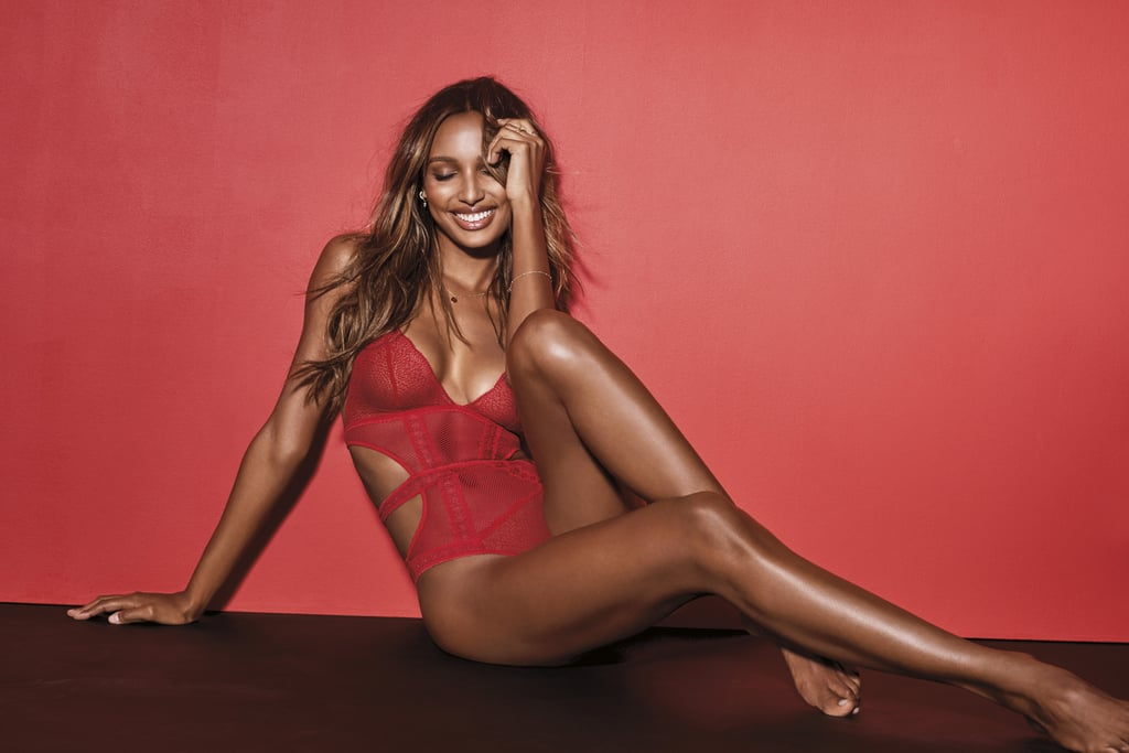 Jasmine Tookes Lingerie Color Trends For 2018 Popsugar Fashion Australia Photo 3