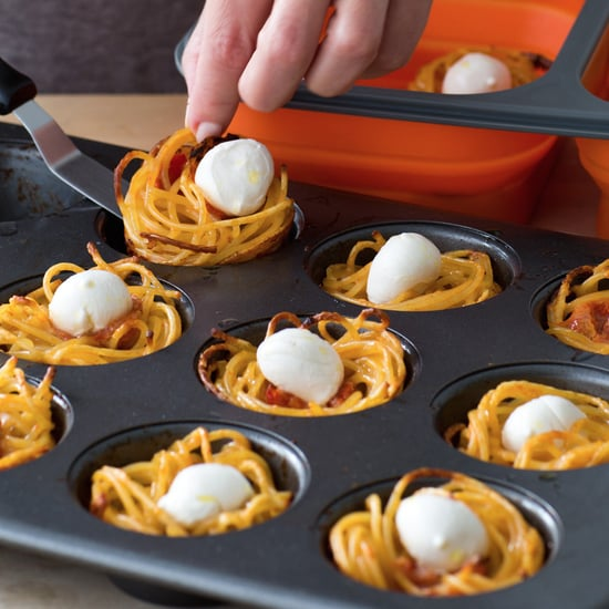 Giada De Laurentiis's Recipe For Pasta Nests