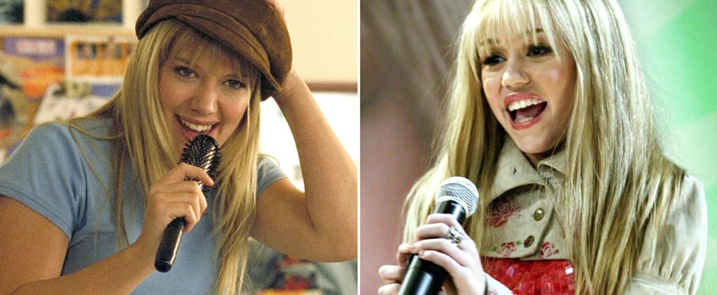 Miley Cyrus on Hilary Duff Inspiring Her Hannah Montana Role