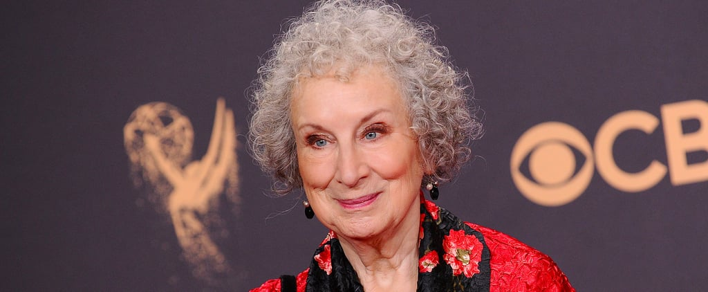 """Margaret Atwood Backstage at the Emmys: """"Never Believe It Can Never Happen Here"""""""