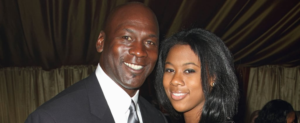 Michael Jordan's Daughter Had to Google Who Her Dad Was