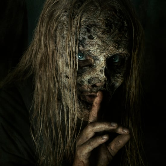 Photos of The Whisperers on The Walking Dead Season 9