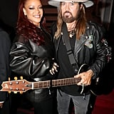 Rihanna and Billy Ray Cyrus