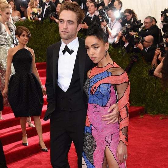 Robert Pattinson and FKA Twigs Together at 2015 Met Gala